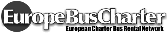 europe bus charter